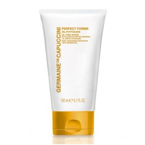 Germaine de Capuccini / PERFECT FORMS Germaine de Capuccini Perfect Forms Oil Phytocare Tonic Scrub - Скраб из шелухи семечек баобаба 150 мл
