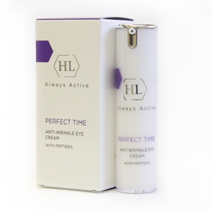 Holy Land / PERFECT TIME Holy Land PERFECT TIME Anti Wrinkle Eye Cream - Крем для век с пептидами 15 мл