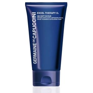 Germaine de Capuccini / EXCEL THERAPY O2 LINE Germaine de Capuccini Excel Therapy O2 365 Soft Scrub - Скраб-пенка для лица 365 150 мл
