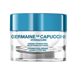 Germaine de Capuccini / HYDRACURE Germaine de Capuccini HYDRACURE Hydractive Cream Normal to Dry Skin 50 мл - Крем для нормальной и сухой кожи 50 мл