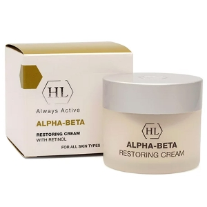 Holy Land / ALPHA-BETA & Retinol Holy Land Alpha-Betha & Retinol Restoring Cream - Восстанавливающий крем 50 мл