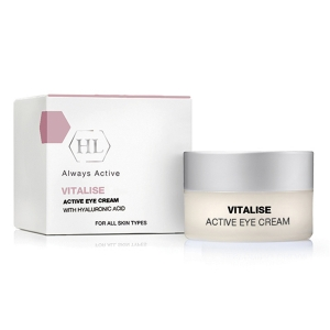 Holy Land / VITALISE Holy Land VITALISE Active Eye Cream With Hyaluronic Acid - Активный крем под глаза 15 мл