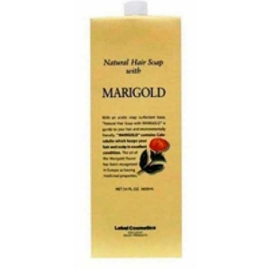 Lebel / NATURAL Lebel Natural Hair Soap with Marigold 1600 мл - Шампунь с календулой 1600 мл